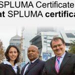SPLUMA Certificate
